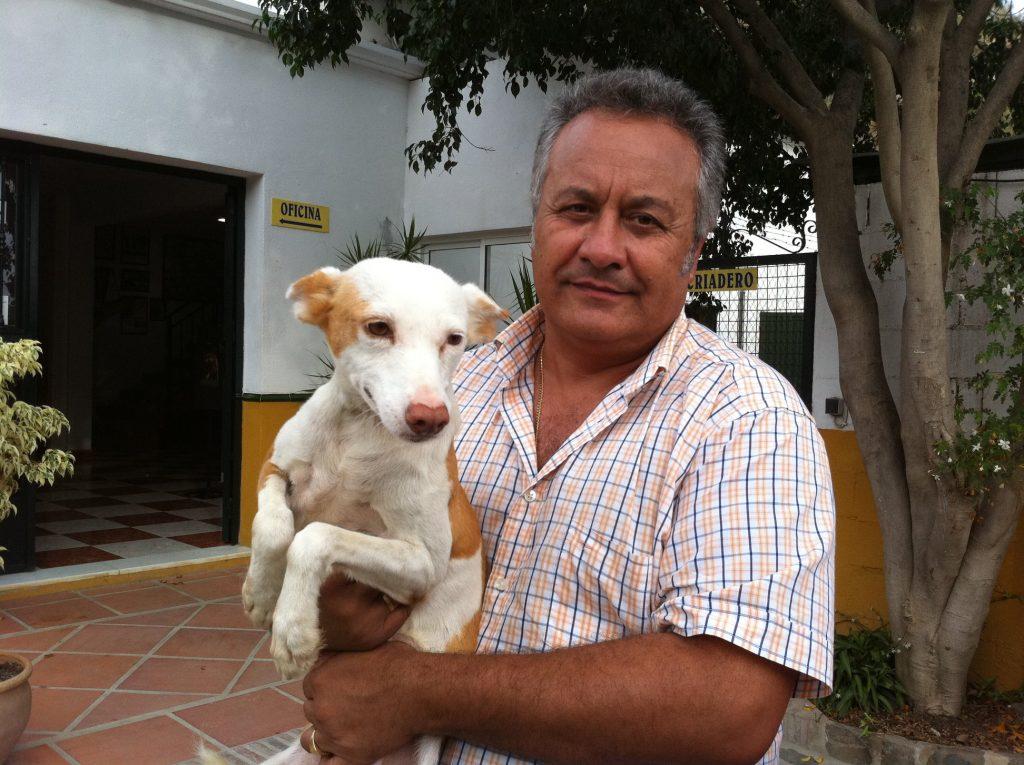 José Antonio Villodres Gómez Podenco Andaluz Afijo Los Verdiales